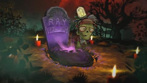 Ray's the Dead - Trailer (Ankündigung)