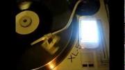 Bitcoin-Schlüssel auf einer Schallplatte versteckt