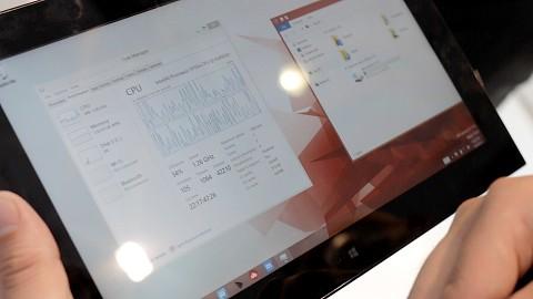 Lenovo Thinkpad Helix - Hands on (Ifa 2014)