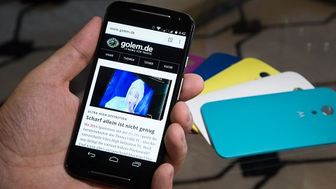 Motorolas neues Moto G - Hands on