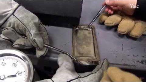 Smartphone-Hülle aus metallischem Glas