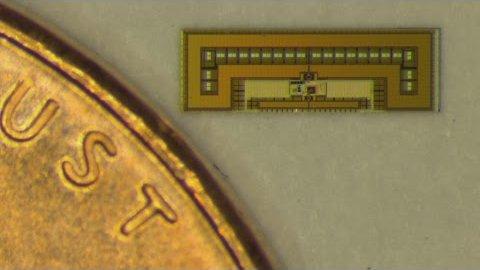 Stanford-Forscher entwickeln Mini-Funkchips