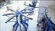 Eröffnung des Vertical Assembly-Centers der Nasa