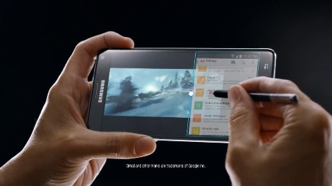 Samsung Galaxy Note 4 - Trailer