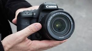 Canon 7D Mark II - Hands on