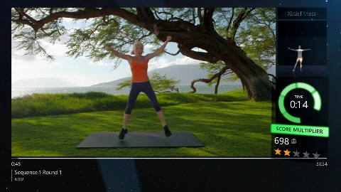 Xbox Fitness - Trailer (Tracy Anderson)