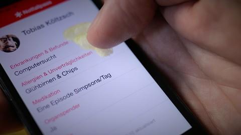 iOS 8 - Test