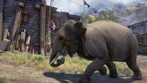 Far Cry 4 - Trailer (Elefanten)