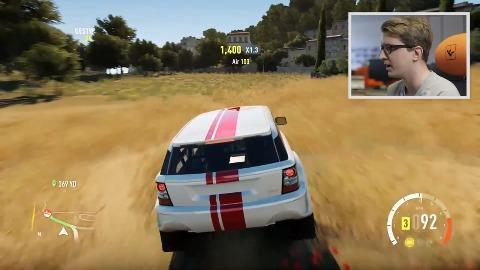 Forza Horizon 2 - Trailer (Demo)