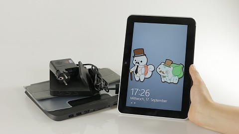 HP Elitepad 1000 G2 - Fazit