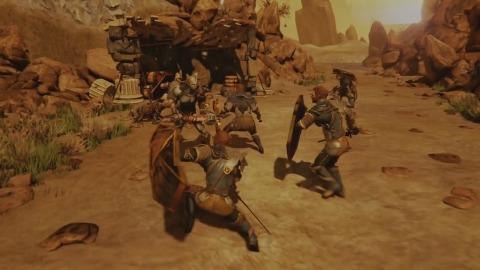 Skara The Blade Remains - Gameplay (Alpha)