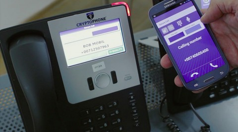 Cryptophone - Hands on