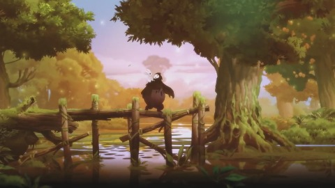Ori and the Blind Forest - Prolog (TGS 2014)