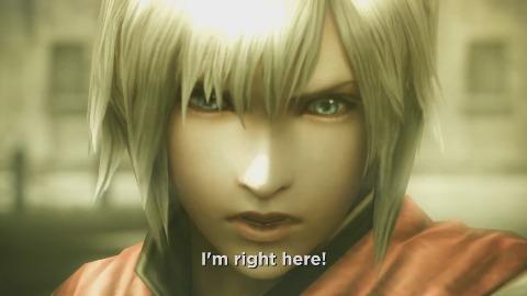 Final Fantasy Type 0 HD - Gameplay (TGS 2014)