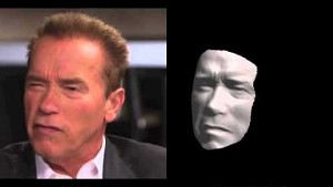 Moving Face Reconstruction - Univ. of Washington
