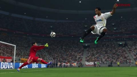 Pro Evolution Soccer 2015 - Trailer (Demo Release)