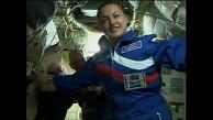 Expedition 42 Crew betritt ISS