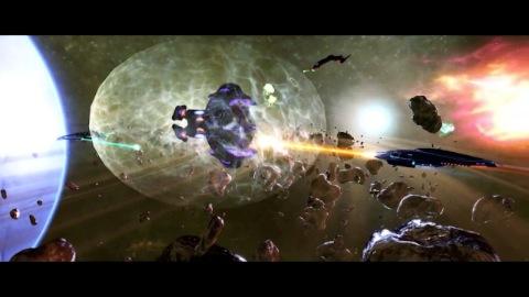 Star Trek Online Delta Rising - Trailer