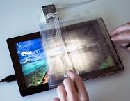 Microsoft Research - Flex Sense Display Folie