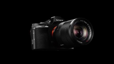 Die Alpha 7S von Sony mit 12 Megapixeln und ISO 409.600