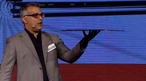 Lenovo stellt das Yoga Pro 3 vor