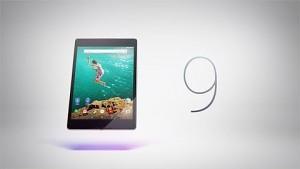 Google stellt Nexus 9 vor