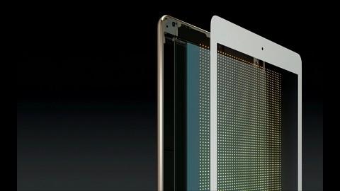 Spezifikationen der neuen iPads