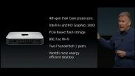 Apple zeigt neuen Mac Mini