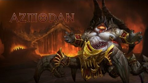 Heroes of the Storm - Trailer (Azmodan)