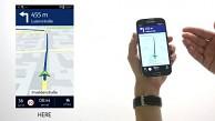 Nokia stellt Karten-App Here für Android vor