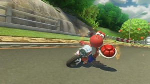 Mario Kart 8 - Trailer (DLC, Yoshi's Circuit)