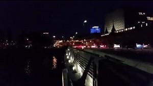 Samsung Galaxy S5 Testvideo bei Nacht