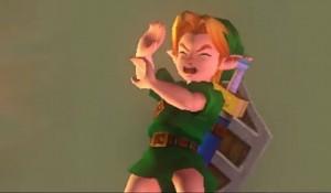 Zelda Majora's Mask 3D - Trailer (Ankündigung)