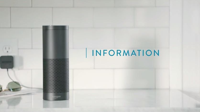 Amazon Echo - das Hör- und Sprachrohr von Amazon
