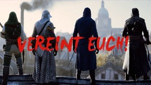 Assassin's Creed Unity - Trailer (Launch, deutsch)