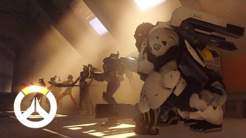 Overwatch - Trailer (Blizzcon 2014, Gameplay)