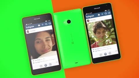 Microsoft Lumia 535 - Trailer