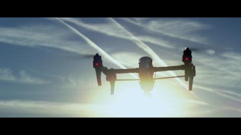 DJI Inspire 1 - Trailer