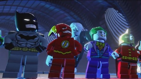 Lego Batman 3 Beyond Gotham - Trailer (Launch)
