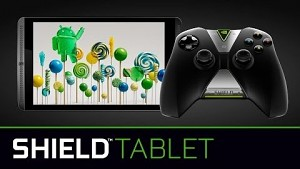 Nvidia zeigt Android 5.0 Lollipop für Shield