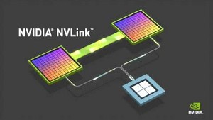 Nvidia demonstriert NV Link Interconnect