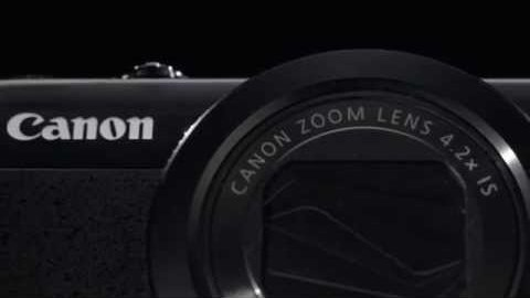 Canon G7 X - Trailer