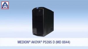 Aldi-PC Akoya P5395D (Herstellervideo)