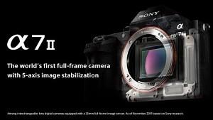 Sonys Bildstabilisator in der A7 II erklärt