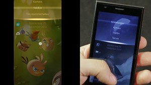 Angry Birds Stella Launcher - Test