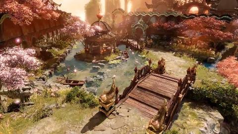 Lost Ark Online - Trailer (Gameplay, Debut)