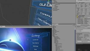 Unity 4.6 - Trailer (UI-System)