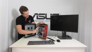 Asus ROG G20 - Herstellervideo (Unboxing)