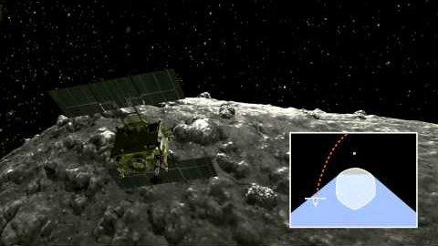 Asteroidensonde Hayabusa 2 - Jaxa