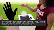 Haptisches Display mit Ultraschall - Ultrahaptics